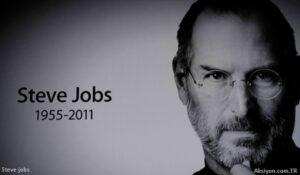 Steve Jobs Kimdir ? Steve Jobs'un Hayat Hikayesi
